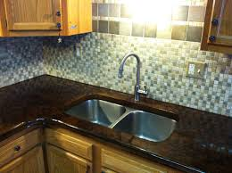 image of sunken polished concrete countertops