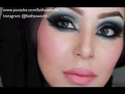 diy bridal makeup arabic arabian bridal inspired makeup tutorial by fatihasworld ماكياج العربي you