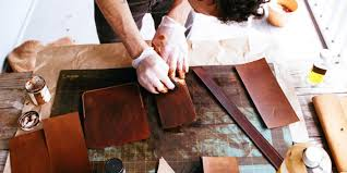 carry the handcrafted leather goods of fleet co