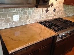 colored and colored concrete countertops 2018 kitchen countertop ideas