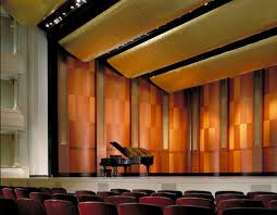 Performance Hall Design Nancy Lee And Perry R Bass Hall Multi Use Performance