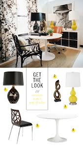 neutral office decor. neutral home office decor with yellow accents