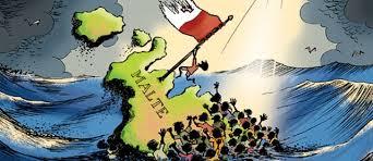 Afbeeldingsresultaat voor soros en Hongarije cartoon