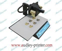 adl 3050a hot foil stamping machine 1