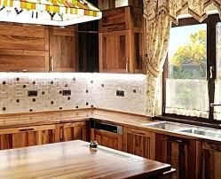 kitchen countertop wood countertops woos