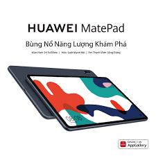 TRẢ GÓP 0% | Máy tính bảng HUAWEI MatePad (4GB/64GB) | Màn hình 2K FullView  | Hiệu suất mạnh mẽ | Âm thanh vòm sống động giá rẻ 6.690.000₫