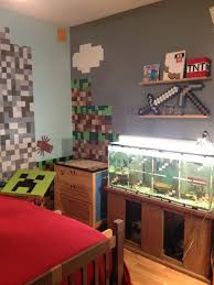 Minecraft Bedroom Decor Minecraft Bedroom Ideas In