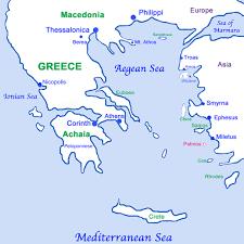 The Greek Alphabet