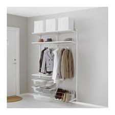 ikea closet organizer. Unique Closet ALGOT Wall Uprightrodshoe Organizer White For Ikea Closet Organizer W