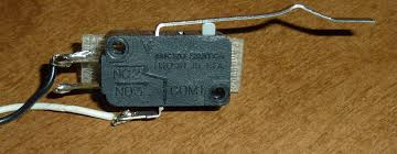 how to hook up a limit switch chief delphi one wire goes to the terminal on the bottom or com and the other wire is attached to the upper or lower terminal on the side based on if you want a