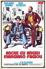 Anche gli angeli mangiano fagioli (1973) - Posters — The Movie Database  (TMDB)