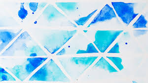 blue watercolor wallpapers desktop
