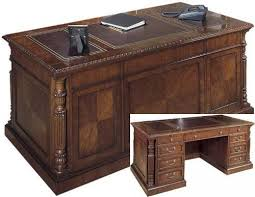 solid wood home office desk. office desk solid wood executive u shaped and credenza best for home