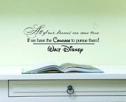 disney office decor. Disney Office Decor Vinyl Wall Art Inspirational Quotes And Saying Home Decal Sticker By Graphics