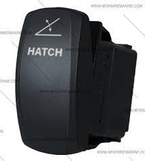 "hatch illuminated rocker switch contura v backlit new wire momentary rocker switch wiring diagram ï"""" ï""… on off on"