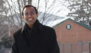 Prabu David: A better tomorrow | MSUToday | Michigan State University