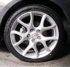Mazda 3 Bolt Pattern