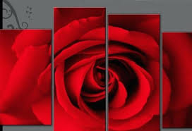 red canvas wall art red canvas wall art wall art designs decor red rose canvas wall on red rose canvas wall art with red canvas wall art bghome fo