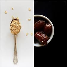 date and oat granola bars minimalistbaker