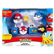 «<b>Игровой набор РОСМЭН</b> Pokemon Пояс для Поке-тренеров ...
