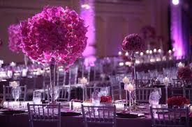 Wedding Design Ideas magnificent simple purple wedding centerpiece with wedding bouquet rounded table reception furniture sea urchins lavender wedding