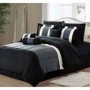 king size comforters on sale. Brilliant King 11Piece Oversized Black U0026 Gray Comforter Set Bedding With Sheet King  Size Inside King Comforters On Sale I