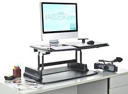 computer desks desktop standing desk australia ergonomic stand up computer workstation diy converters corner stand