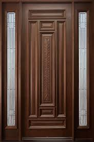 Front Door Designs For Houses Single Indian Homes Simple