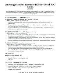 Rn Resume Sample Nurses Resume Format Resume Nurse Example Resumes