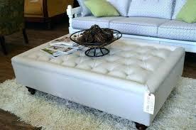 upholstered coffee table diy rug ottoman rug ottoman diy upholstered round