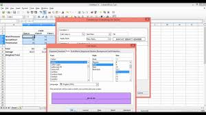 Libreoffice Calc Charts Youtube