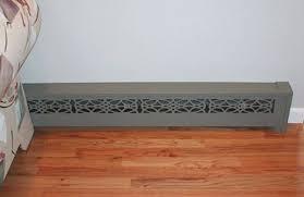 baseboard heat covers alternatives