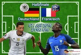 Frankreich ist deutschlands engster und wichtigster partner in europa. Zdf Livestream Em Halbfinale Zwischen Deutschland Und Frankreich Fussball Em 2016