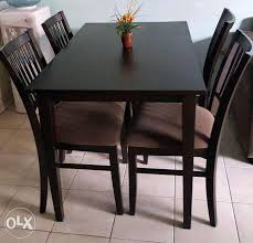 dining room sets olx. dining table 4 seater mahogany wood made bought in australia room sets olx