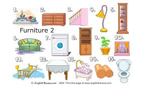 bedroom furniture names in english. Names Of Bedroom Furniture Pieces Innovative On Inside Dining Room Set 9 In English