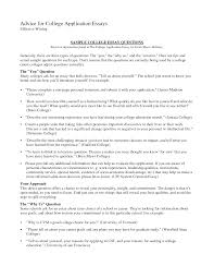 University Application Essay College Application Essay Service Outline