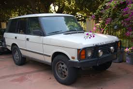 1991 Land Rover Range Rover - Overview - CarGurus