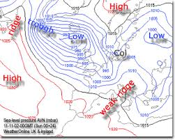 Isobar Chart Weather Facts Isobars On Surface Maps Woeurope Eu