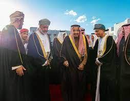 """د ب أ"""": سلطان عُمان يزور السعودية الأحد بأول جولة خارجية"""
