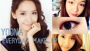 you makeup tutorial ala koreamake up ala korea bb cream lovely baby face makeup korean