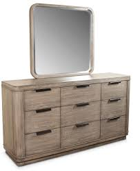 Malibu Bedroom Furniture Malibu 5 Piece King Tall Storage Bedroom Set Gray American