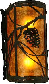 sconces rustic outdoor wall sconces rustic wall sconce lighting whispering pines rustic oil rubbed bronze