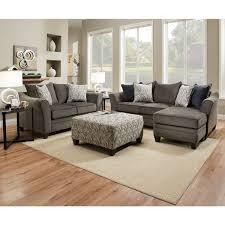 simmons worthington pewter sofa. simmons upholstery albany pewter sofa chaise worthington