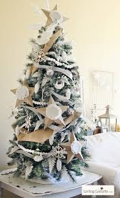 how to paint a christmas tree white christmas tree challenge michaels dream tree challenge