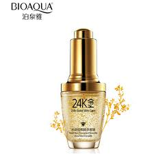 <b>Крем для лица</b> BIOAQUA 24 K <b>Gold</b>, увлажняющий ...