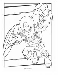 Small Picture Printable 15 Super Hero Squad Coloring Pages 4526 Marvel