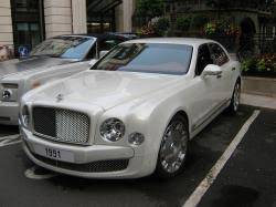 bentley mulsanne white. bentley mulsanne white