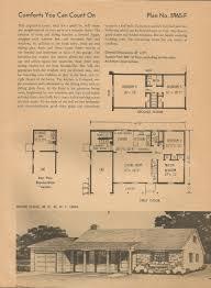 Vintage House Plans s  Ranch Homes  Split Levels and    vintage house plans  vintage homes vintage house plans  vintage homes