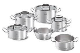 Купить <b>Набор посуды Fissler Original</b> pro collection, 5 пр. + ...