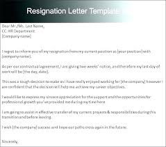 2 Week Resignation Letter Awesome Two Week Resignation Letter Two Week Notice Two Weeks Notice Letters